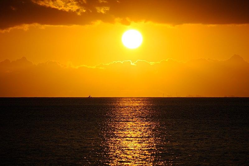 File:Setting Sun (8928902617).jpg
