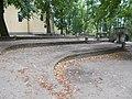 Seven Chapels. Outdoor meeting place. - Vác.JPG