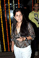 Shabina khan Bollywood & TV actors at Ekta Kapoor's birthday bash.jpg