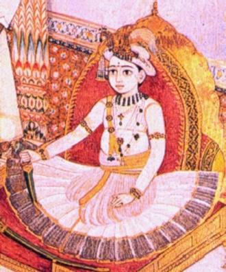 Raja Shahaji of Satara - Shahaji