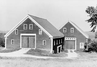 New England barn