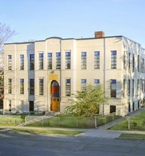Education in Halifax, Nova Scotia - Shambhala School, a private school in the North End