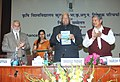 Sharad Pawar releasing a book at the conference of the Vice Chancellors of Agricultural Universities and ICAR Directors, in New Delhi on February 23, 2011.jpg
