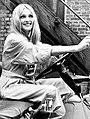 Sharon Tate behind the scenes of '12+1' (1969).jpg
