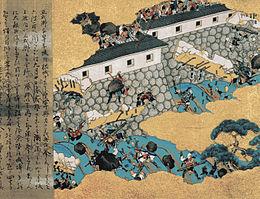 赤坂城之战