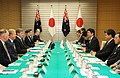 Shinzo Abe and Bill English 2017 (5).jpg