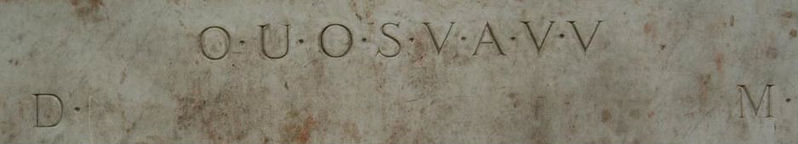 798px Shugborough inscription %Category Photo