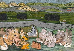 Suka's Bhagavatam Kirtan