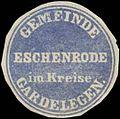 Siegelmarke Gemeinde Eschenrode W0343113.jpg
