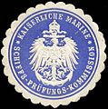 Siegelmarke Kaiserliche Mariene-Schiffs-Prüfungs-Kommission W0301022.jpg