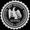 Siegelmarke Kreisausschuss des Kreises Weststernberg - Reppen W0262990.jpg
