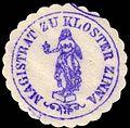 Siegelmarke Magistrat zu Kloster Zinna W0229386.jpg