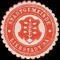 Siegelmarke Stadtgemeinde Liebstadt Sa. W0355901.jpg