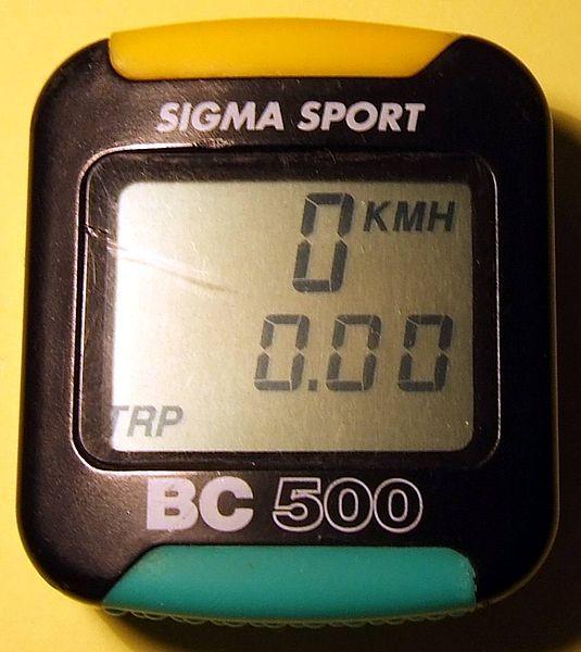 Sigma Sport 300 инструкция - фото 9