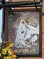Sign for The Nags Head - geograph.org.uk - 1582074.jpg