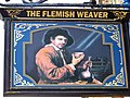 Sign for the Flemish Weaver - geograph.org.uk - 2018541.jpg