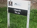 Signpost for Lock 29 (Church), Grand Union Canal.jpg