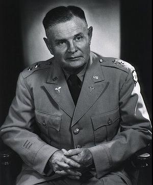 Silas B. Hays - Silas B. Hays, Surgeon General of the U.S. Army, 1955