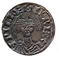 Silver penny of William the Conqueror (YORYM 2000 1366) obverse.jpg
