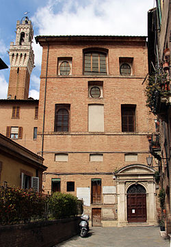 Siena Synagogue Wikipedia