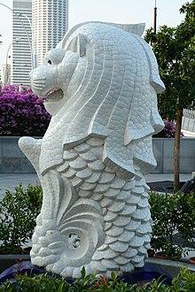 Free photo: Merlion Statue, Singapore - Free Image on Pixabay ...