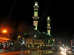 Singkawang - Great Mosque of Singkawang