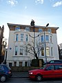 Sir Arthur Eddington - 4 Bennett Park Blackheath SE3.jpg