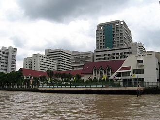 Faculty of Medicine Siriraj Hospital, Mahidol University - Siriraj Hospital