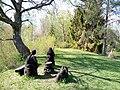 Skulptuurigrupp Kassinurme mägedes2.jpg