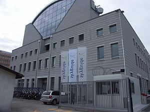 Skyguide - Skyguide HQ Geneva