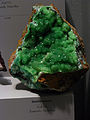 Smithsonite from Tsumeb, Nanibia - National Museum of Natural History - Washington, D.C..jpg