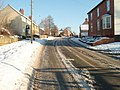 Snow fall, Main Street, Great Gidding - geograph.org.uk - 1152215.jpg