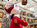 Snowman in deep red clothes.jpg