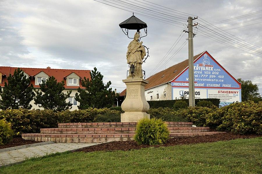 Nová Ves (Brno-Country District)