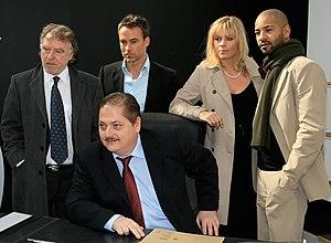 Leipzig Homicide - Main cast of SOKO Leipzig (2006-2009)