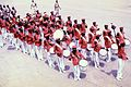 Somalian armed forces band in 1983.JPEG