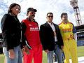 Sonakshi Sinha, Venkatesh, Salman Khan, Sarath Kumar at CCL's opening ceremony (2).jpg
