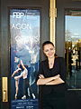 Sonya Belousova at the premiere of Orchis.jpg