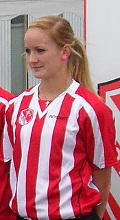 Sophie Bradley-Auckland English footballer
