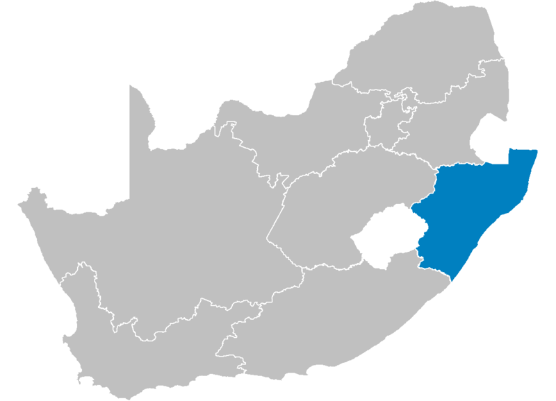 Lêer:South Africa Provinces showing KZ.png