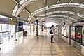 Southbound platform of L13 Dazhongsi Station (20210307172236).jpg
