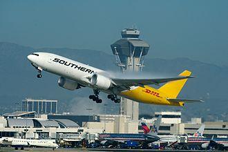 Southern Air - Image: Southern Air Boeing 777F N774SA