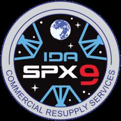 Décollage vers la Station Spatiale Internationale prévue aujourd'hui 240px-SpaceX_CRS-9_Patch