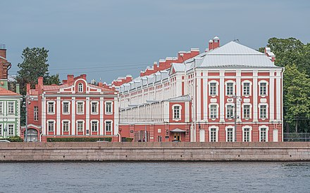 Saint Petersburg State University Spb Vasilievsky Island Twelve Collegiums asv2019-09.jpg