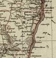 Special-Atlas des Königreichs Westphalen Departement der Elbe Kanton Arneburg 1812.png