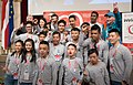 Special Olympics World Winter Games 2017 reception Vienna - Singapore 02.jpg
