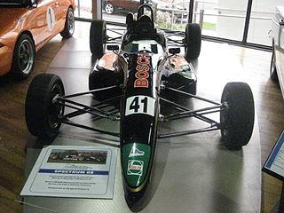 Borland Racing Developments Australian racing car manufacturer