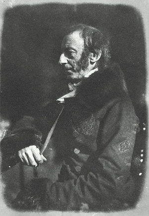 Spencer Compton, 2nd Marquess of Northampton - Spencer Compton, 2nd Marquess of Northampton in 1844
