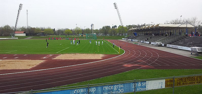 Sportzentrum Vaterstetten