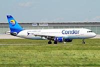 D-AICA - A320 - Condor